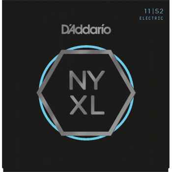 D´addario NYXL1152 Electric cuerdas para guitarra eléctrica